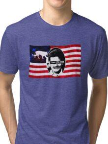 God Save The Sheen Tri-blend T-Shirt