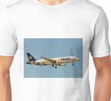 PK-AXY Airbus A320 Air Asia Unisex T-Shirt
