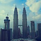 Petronas Twin Towers by Jason Forster