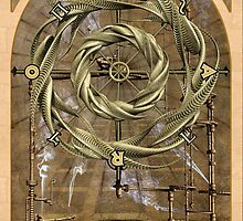 The Wheel of Fortune by John Edwards