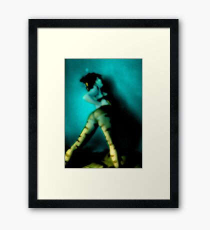 Her Favourite... Framed Print