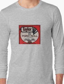 Pork Roll Long Sleeve T-Shirt
