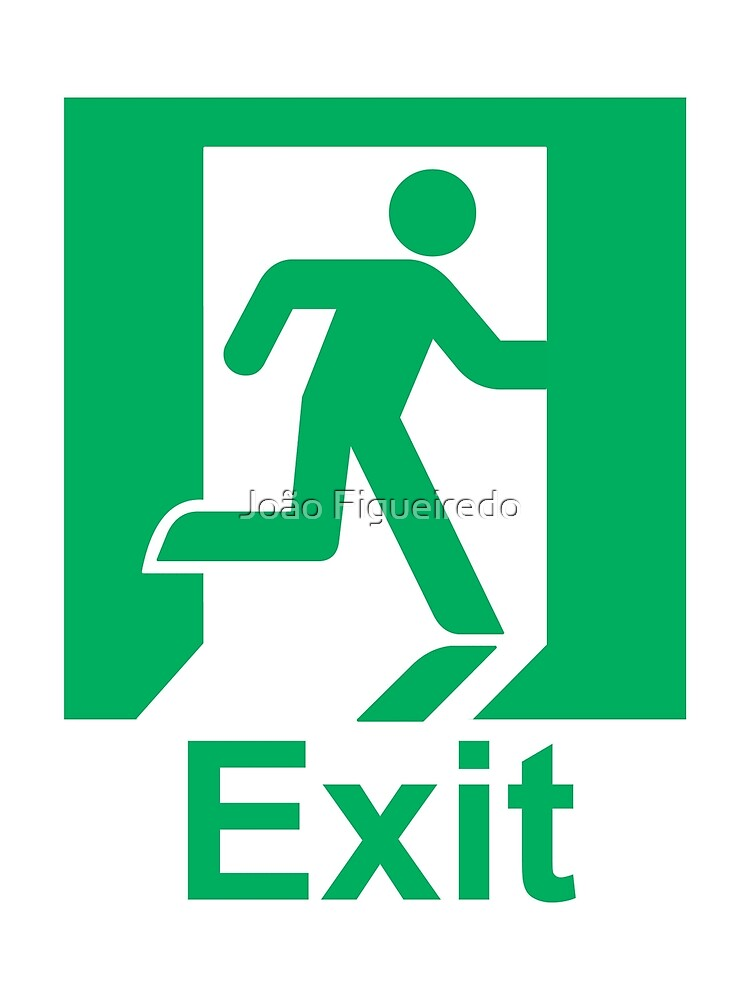 Exit by João Figueiredo