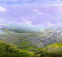 Morning Mist 2 by Pam Amos