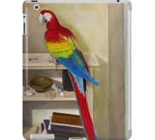 Red Macaw  iPad Case/Skin