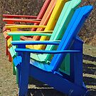 Have a seat too by Leon Heyns