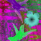 Birds & Abstract. by Vitta