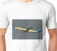 PK-GPE Garuda Airbus A330 Unisex T-Shirt