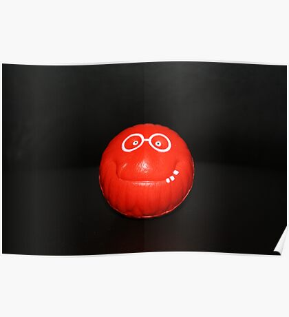 My Big Red Nose Poster