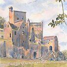 Château de Commarque, France by ian osborne