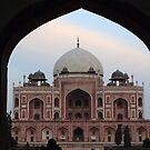 Humayun&#x27;s Tomb, New Delhi, India by gurmisin