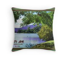 MAIN ARM Throw Pillow