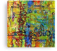 Urban Ecology Canvas Print