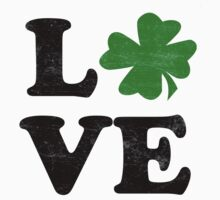 Love st patrick s day by personalized