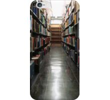Alderman Library Stacks - UVA  ^ iPhone Case/Skin