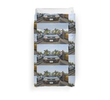 DeLorean DMC12 Duvet Cover