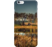 Cape Breton Island Nova Scotia Canada iPhone Case/Skin