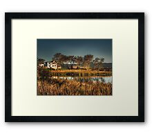 Cape Breton Island Nova Scotia Canada Framed Print