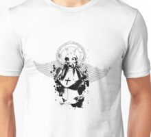 Nun in Gasmask Unisex T-Shirt