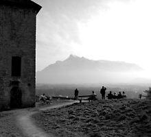 Spring in Salzburg by Adam Carra