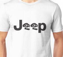JEEP SKULLS Unisex T-Shirt