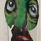 Face, Bernard Lacoque-87 by ArtLacoque