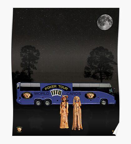 Scream Fashion Poster