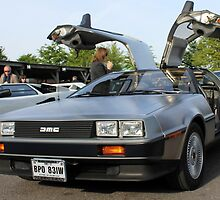 DeLorean by Tom Gregory