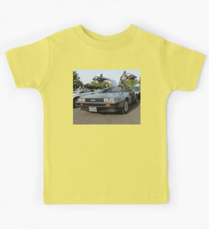DeLorean Kids Tee
