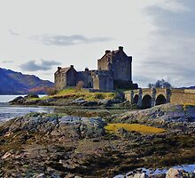 Eilean Donan Castle by caledoniadreamn