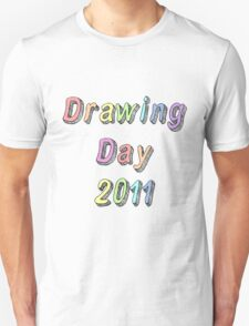 Drawing Day 2011 T-Shirt