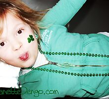 Happy green day! by Janette  Dengo