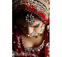 The Bride Photographic Print