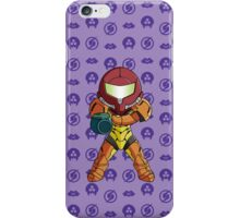 Chibi Samus iPhone Case/Skin