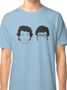 Flight of the Conchords Silly-ettes Classic T-Shirt