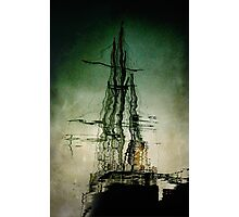 "Sail Training Ship ""Lord Nelson"" Photographic Print"