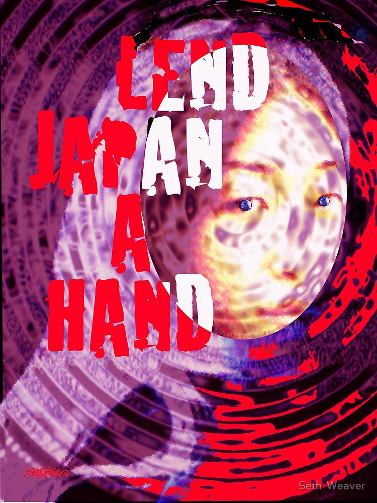 Lend Japan A Hand by Seth  Weaver