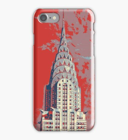 chrysler-building iPhone Case/Skin