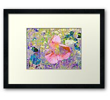 Secret Garden IV Framed Print