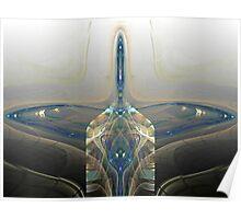 Apo Blue Angel  (UF0171) Poster
