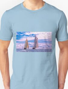 Racing On Open Waters T-Shirt