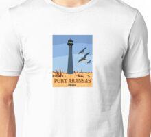 Port Aransas - Texas. Unisex T-Shirt
