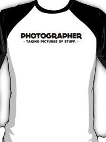 PHOTOGRAPHER T-Shirt