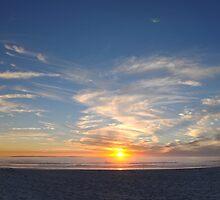 Cape Town's Horizon by Simon Gottschalk