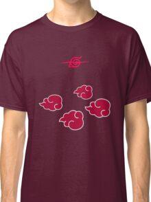 Akatsuki Clouds geek funny nerd Classic T-Shirt