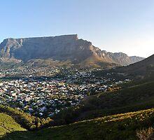 Cape Town Iconic by Simon Gottschalk