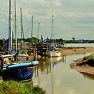 Skippool Creek Berths  by John Hare