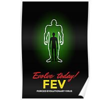 Evolve today! Poster