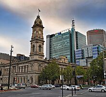 Adelaide G.P.O. by JaninesWorld
