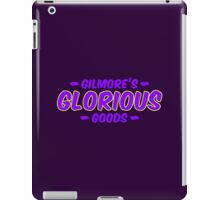 Critical Role - Gilmore's Glorious Goods! (Cartoon) iPad Case/Skin
